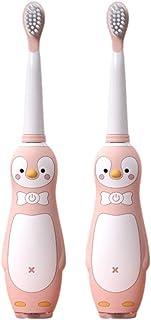 Kindertandenborstels Kinderen Elektrische Tandenborstel Extra Zachte Borstels Tandenborstel USB Snelle Lading Aangedreven ...