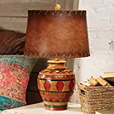 BLACK FOREST DECOR Great Plains Pottery Table Lamp