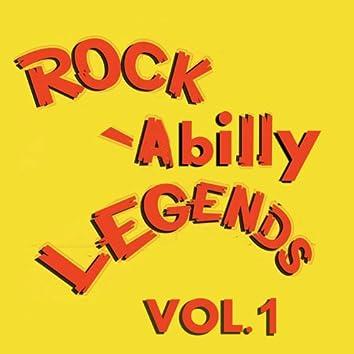 Rockabilly Legends, Vol. 1