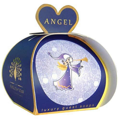 The English Soap Company, Luxury Packed Guest Soaps, Angel, 3x20g