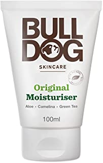 Bulldog Original Moisturiser, 100 Millilitres, 3 OZ (LWT1004)