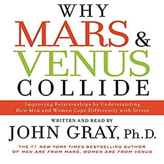 Why Mars and Venus Collide audiobook cover art