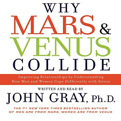 Page de couverture de Why Mars and Venus Collide