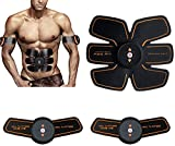 EMS Abs Trainer Ab Belt, Abdominal Muscles Toner,Body Fit Toning Belts,Ab TonerTraining Gear