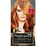 Preference Feria Haarfarbe N ° 74Mango Kupfer Intense–(Preis pro Stück)–Schneller...