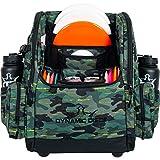 Dynamic Discs Commander Backpack Disc Golf Bag | 20 Disc Capacity | Two Deep Storage Pockets | Two Water Bottle Holders | Frisbee Disc Golf Backpack Bag (Urban Camouflage Cooler)