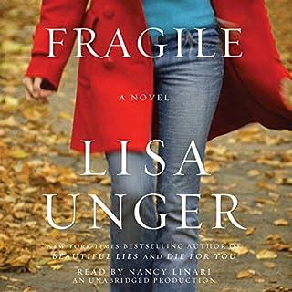 Fragile audiobook cover art