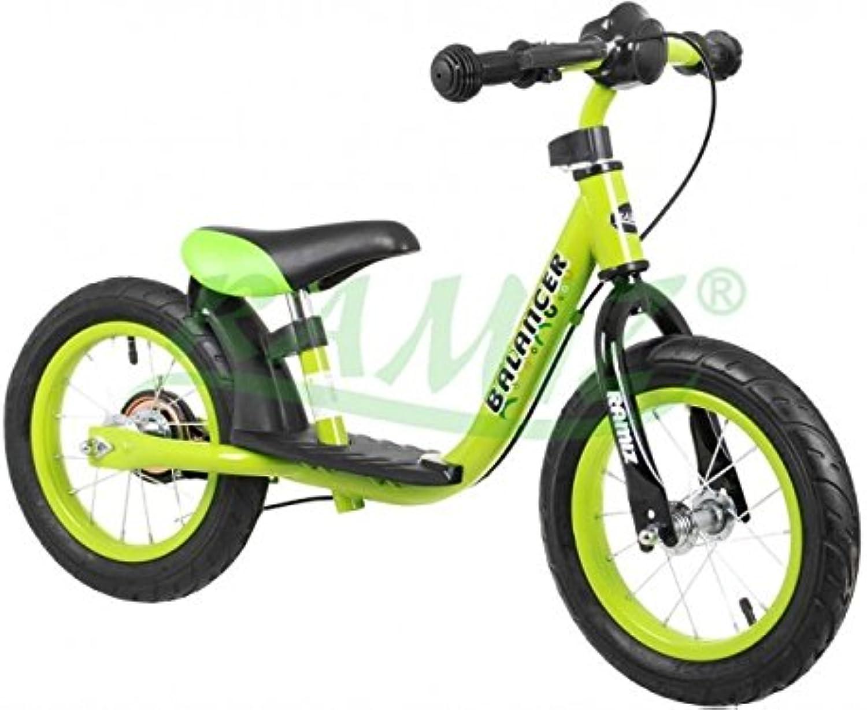 BSD Sportrike Balancer Green Cycle