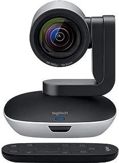 Logitech PTZ Pro Cámara Video Conference System, PC/Mac (Reacondicionado)