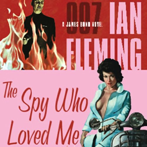 The Spy Who Loved Me Titelbild
