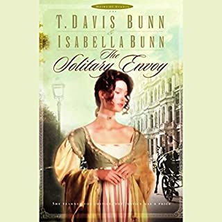 The Solitary Envoy audiobook cover art