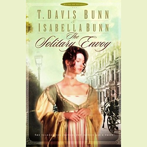 The Solitary Envoy     The Heirs of Acadia, Book 1              By:                                                                                                                                 T. Davis Bunn,                                                                                        Isabella Bunn                               Narrated by:                                                                                                                                 Suzanne Toren                      Length: 10 hrs and 29 mins     82 ratings     Overall 4.1