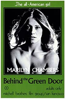 Behind the Green Door Movie Poster (27 x 40 Inches - 69cm x 102cm) (1972) -(Marilyn Chambers)(George S. MacDonald)(Johnny Keyes)(Lisa Grant)(Yank Levine)