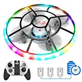 Q7 Mini Drone for Kids,RC Helicopter with Altitude Hold and Headless Mode,Quadcopter