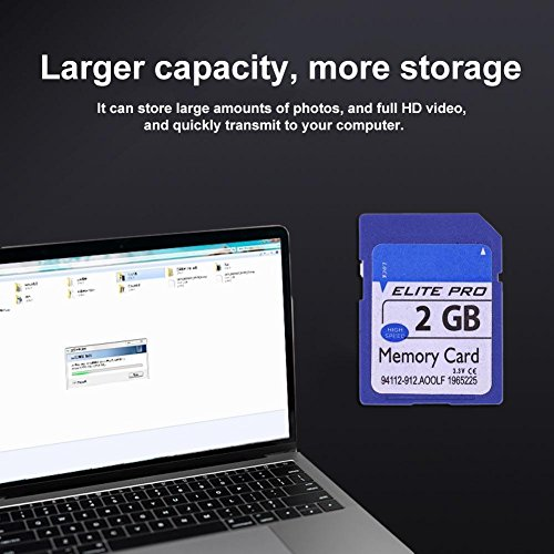 ForU-1 High Speed Class6 voor Micro SD-kaart geheugenkaart voor Camera Smartphone(2G)