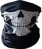 Fancyland Sturmhaube Gesichtshaube Balaclava Kältemaske Skimaske Hut Schwarz Gesichtmaske Hut