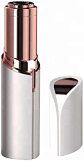 Electric Facial Hair Remover, Painless Hair Removal, Electric Trimmer Epilator For Women Use For Upper Lips, Eyebrow, Fac...