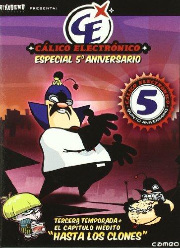 Calico electronico (5º aniversario) [DVD]