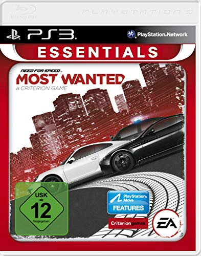 Need for Speed: Most Wanted (2012) - Essentials - [PlayStation 3]