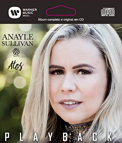 Anayle Sullivan - Atos Playback [CD]