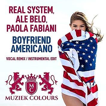 Boyfriend Americano