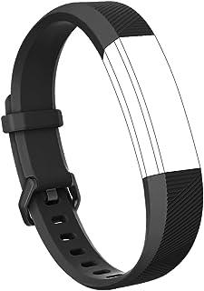 Vancle バンド for Fitbit Alta HR/Fitbit Alta 交換バンド ベルト 快適な穴留め式バンド for Fitbit Alta/Fitbit Alta HR 2017 (機械がない)