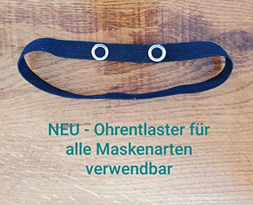 Ohrentlaster für Mundschutz-Masken jeder Art