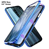 Case Oppo Reno 6.4 Inch Magnetic Cover, Magnetic Adsorption
