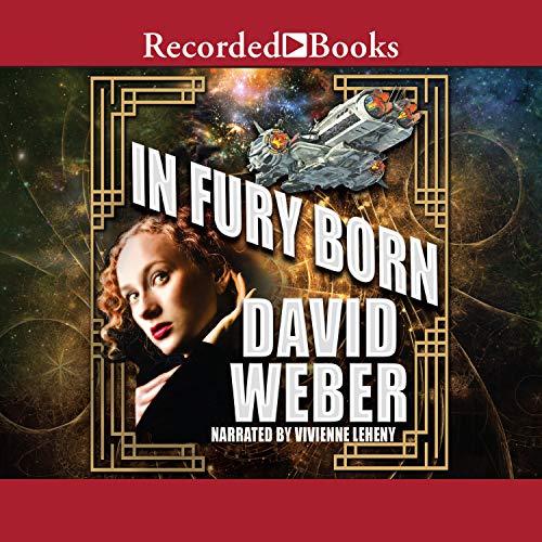 In Fury Born Titelbild