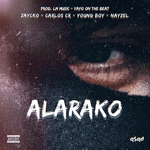 nayzel feat. Zaycko TG, Carlos Cr & Young Boy
