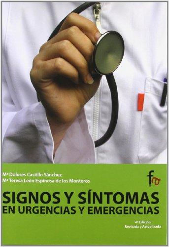 Signos Y Sintomas En Urgencias Y (Urgencias.Emergencias)