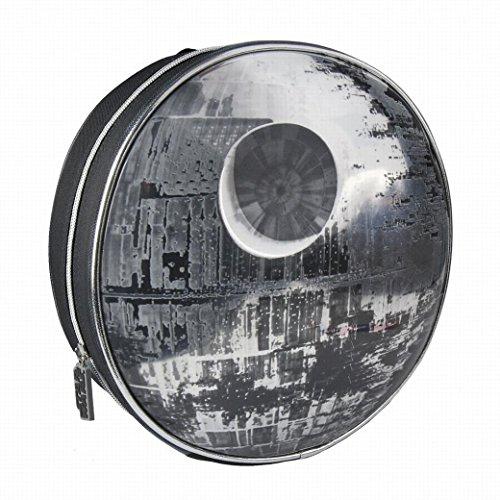 Cerdá 3d Star Wars Kinder-Rucksack, 31 cm, Grau (gris)