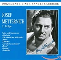Documents of Great Singers' Careers Vol. 2