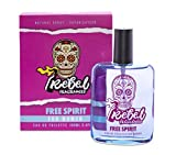 Rebel Fragrances Rebel Free Spirit - Eau De Toilette Para Mujer 100Ml 0.2 100 ml