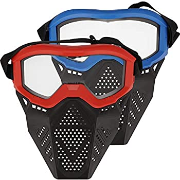 nerf face mask