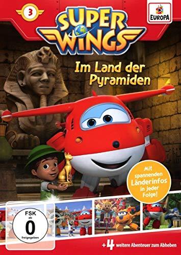 Super Wings 3 - Im Land der Pyramiden
