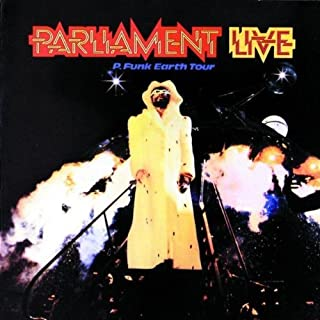P-Funk Earth Tour Live edition by Parliament (1991) Audio CD