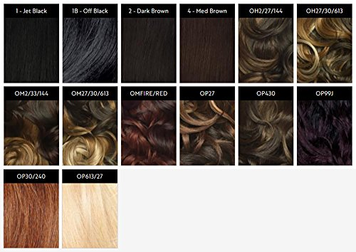 Shake-N-Go Equal Lace Front Deep Invisible Part Pre-Cut Lace Milly (OP27)