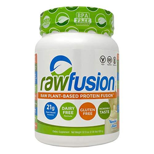 SAN Nutrition RawFusion Plant Protein Powder