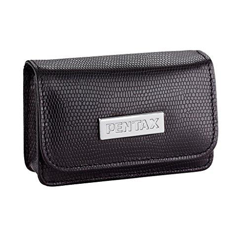 50097 Pentax-Custodia in pelle per fotocamera, colore: nero
