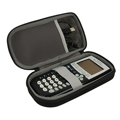 Duro Viaggio Caso Copertina per Texas Instruments TI-84 Ti-83 Ti-85 Ti-89 Ti-82 Plus/C CE Pocket Graphing calculator di co2CREA