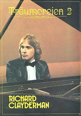 Richard Clay derman: träumerei banda 2, Piano, 7piezas Partituras dobschin Esquí, Walter Arr.