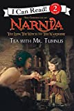 The Lion, the Witch and the Wardrobe: Tea with Mr. Tumnus (I Can Read. Level 2)