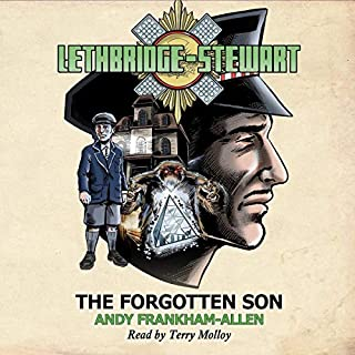 Lethbridge-Stewart: The Forgotten Son audiobook cover art