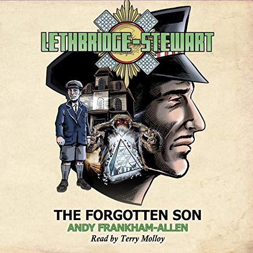 『Lethbridge-Stewart: The Forgotten Son』のカバーアート