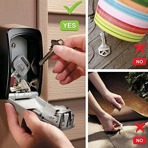 MASTER LOCK Boite à clés sécurisée 5401EURD 2