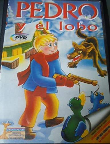 PEDRO Y EL LOBO, DVD CUENTOS CLASICOS MÁS LOS 2 OSITOS ANIMADOS, LOS TRES CERDITOS Y LA TORTUGA LISTA