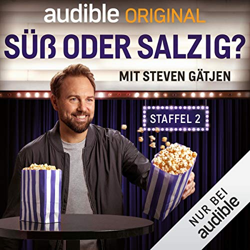 Süß oder salzig? Mit Steven Gätjen: Staffel 2 (Original Podcast) Titelbild