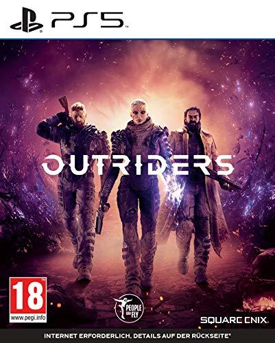 Outriders (PlayStation 5) [Importación alemana]