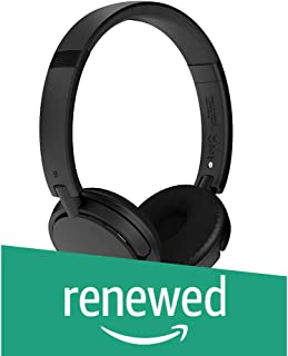 (Renewed) Philips SHL5000/00 On Ear Headphone with Deep Bass (Black)